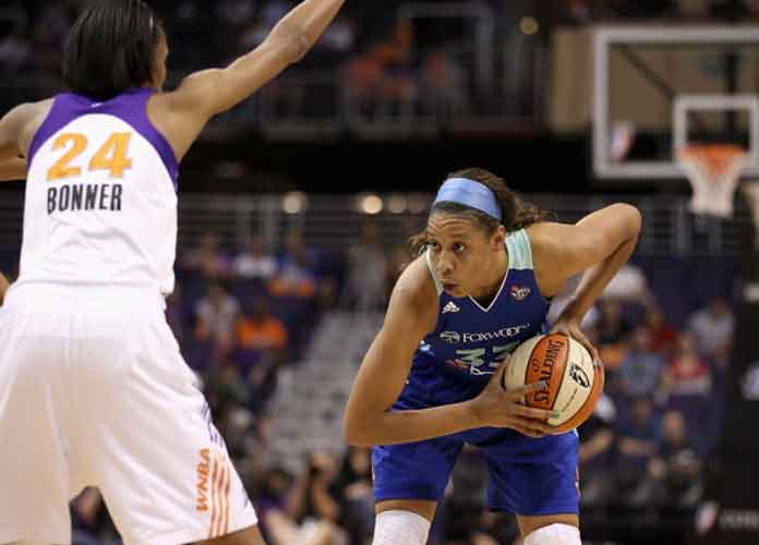 WNBA Players Will Have Names Of Women Killed By Police Brutality On Jerseys During 2020 Season