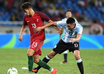 Portugal, Seeking First Olympic Medal, Beats Argentina 2-0 In Opener