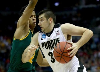 NCAA March Madness: Purdue Beat Vermont 80-70, Middle Tennessee Beats Minnesota