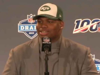 New York Jets DT Quinnen Williams Arrested For Weapons Possession At LaGuardia Airport