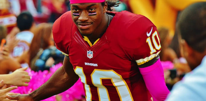 RGIII Could Choose From 'A Couple Teams' In Free Agency