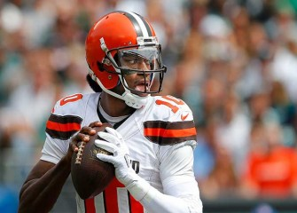 Robert Griffin III, Girlfriend Have Money Stolen From Car Parked In Browns' Garage