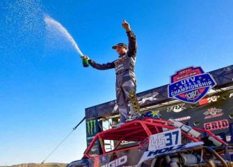 RJ Anderson, Off-Road Truck Racer, Explains How To Pull Off The Perfect Donut [Video Exclusive]