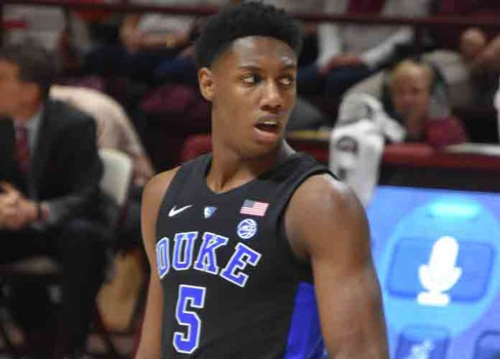 RJ Barrett Continues To Struggle As Knicks Drop Summer League Game Against The Suns