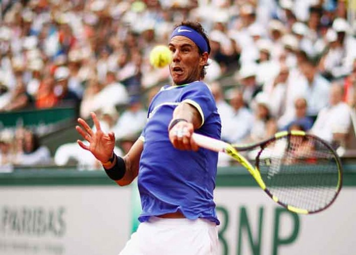 French Open Champion Rafael Nadal Not Yet Sure If He Will Play In Wimbledon