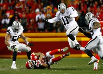 Report: Oakland Raiders Very Close To Moving To Las Vegas