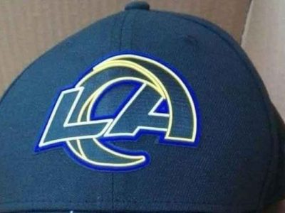 New Los Angeles Rams' Logo Leaked, Causes Uproar On Social Media