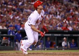 Randal Grichuk's Walk-Off Homer Lifts Cardinals Past Cubs 4-3