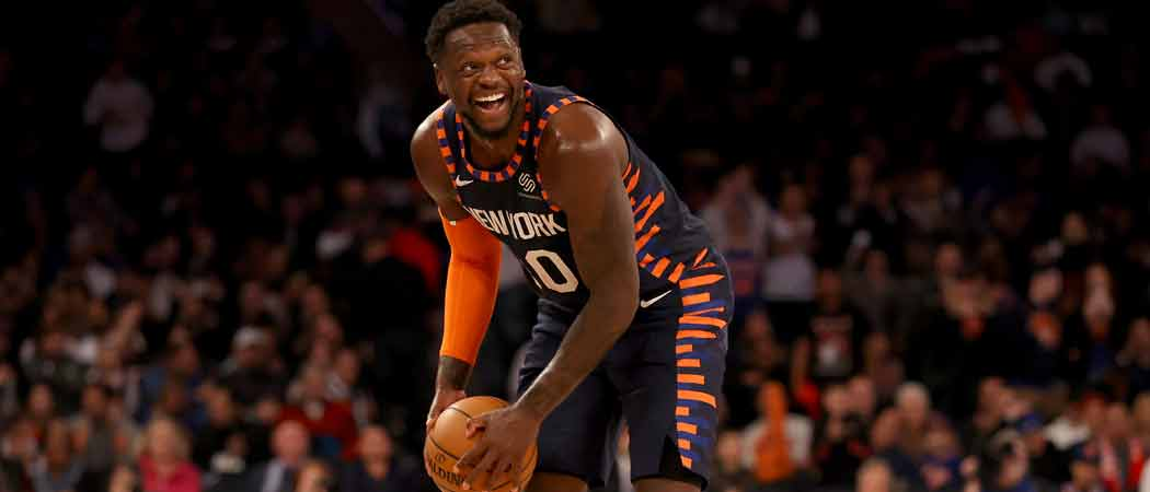 Knicks' Julius Randle Improves Under Coach Tom Thibodeau
