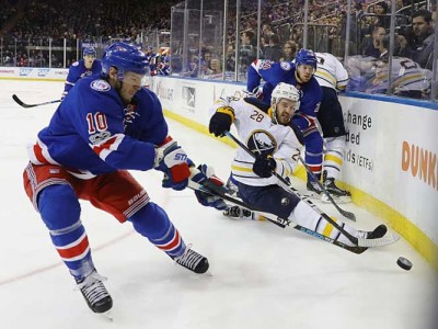 Rangers To Play Sabres In 2018 NHL Winter Classic At Citi Field