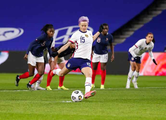 VIDEO: Megan Rapinoe & USWNT Reflect On COVID-19 Ahead Of Tokyo Olympics