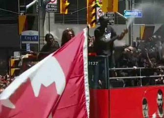 Four Wounded After Shooting At Raptors' NBA Finals Parade In Toronto, Three Arrests Made