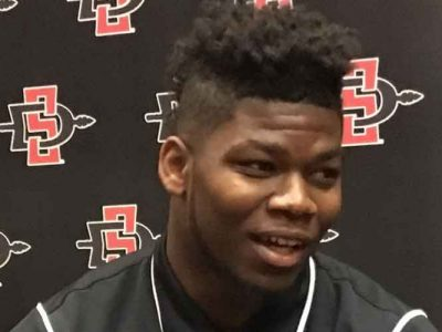 NFL Draft 2018: Fans Voice Surprise On Twitter After Seahawks Trade Down, Pick RB Rashaad Penny At No. 27