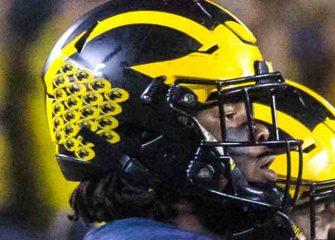 Michigan DL Rashan Gary Won't Play In Chick-Fil-A Peach Bowl Game Against Florida