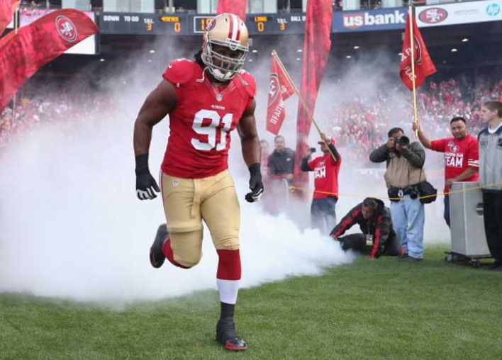 California Judge Dismisses Rape Charge Against Ex-49ers Star Ray McDonald