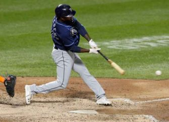 WATCH: Rays Clinch AL East For First Time In Ten Years
