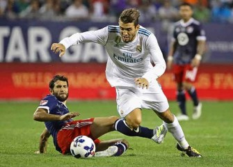MLS All-Stars Lose To Real Madrid 4-2 In Penalty Shootout