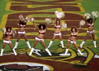 Redskins Cheerleaders Fight To End Mistreatment Amid Reports Of Topless Photo-Shoot In 2013