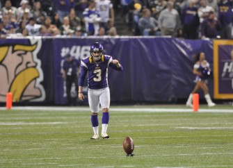 Seahawks Sign Former Vikings Kicker Blair Walsh