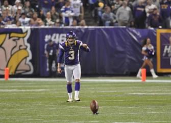 Seahawks Sign Former Vikings Kicker Blair Walsh