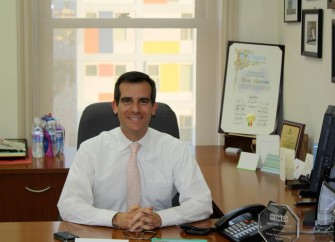 Los Angeles Mayor Eric Garcetti Tells The Chargers To Stay In San Diego
