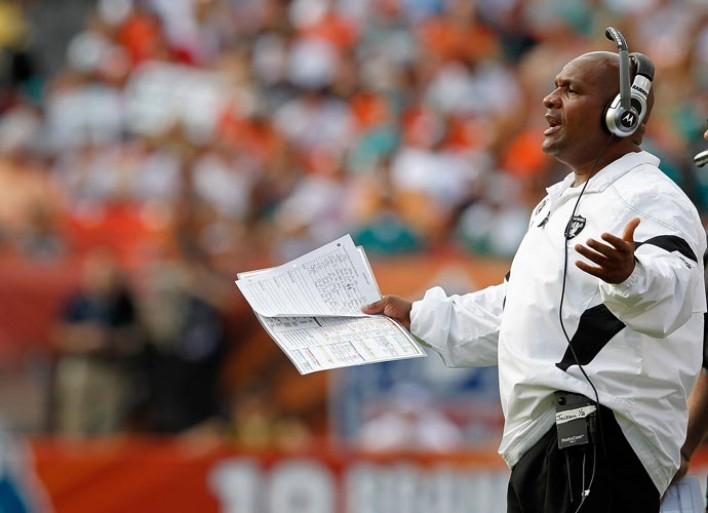 Cincinnati Bengals Hire Hue Jackson As 'Special Assistant' To Head Coach Marvin Lewis