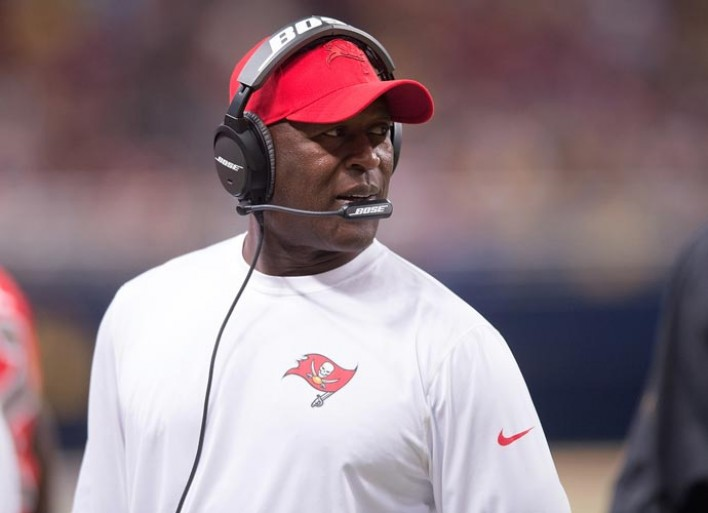 Tampa Bay Buccaneers Fire Lovie Smith