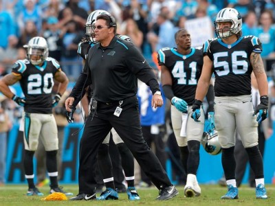 Ex-Panthers Players Rejoice After Team Fires GM Dave Gettleman