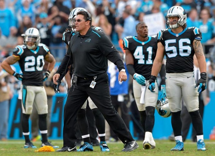 Ron Rivera Bans Hoverboards After Panthers Players Raced Them Down Hallways