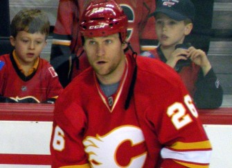 Dennis Wideman Knocks Over Referee After Non-Call