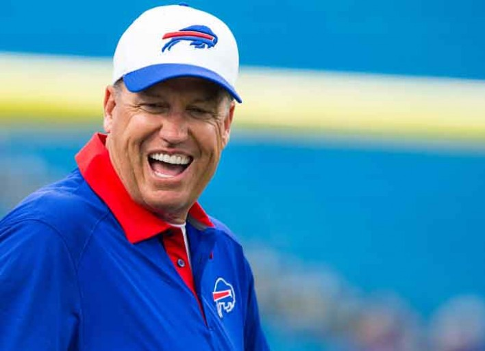 WATCH: Rob and Rex Ryan Involved In A Bar Fight In Nashville