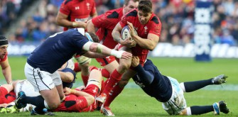 Week Two of RBS 6 Nations Rugby Finished