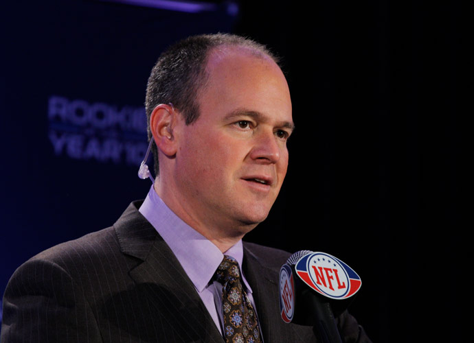 NFL Network's Rich Eisen Tests Positive For COVID-19