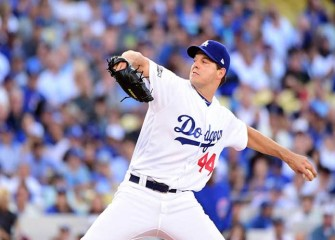 Former Dodgers Pitcher Rich Hill & Wife Caitlin Hill Arrested At Patriots-Bills Game