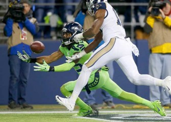 Seahawks Rout Rams 24-3 To Clinch NFC West Title