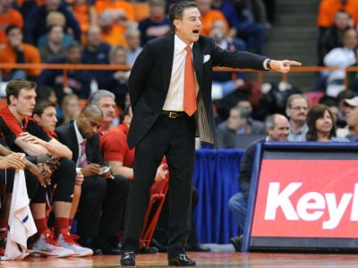 Rick Pitino Sues University Of Louisville Athletic Association