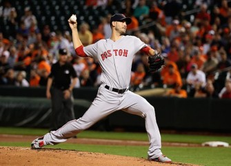 Rick Porcello, Mookie Betts Push Red Sox's AL East Lead To 4 With 5-2 Over Orioles