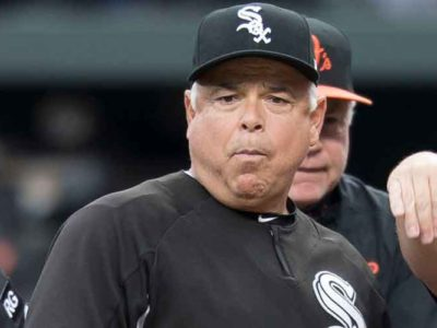 White Sox Manager Rick Renteria Tests Negative For COVID-19 After Scare