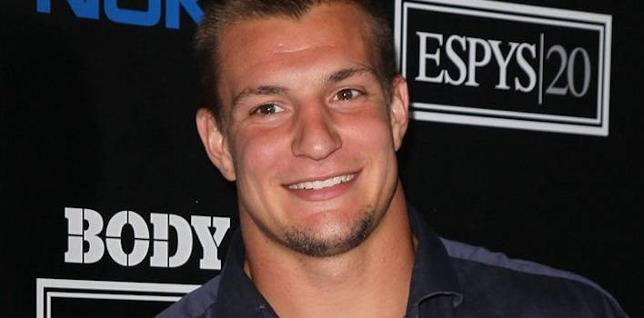 Rob Gronkowski Spotted Working Out With Tom Brady At UCLA Despite Declaring Retirement