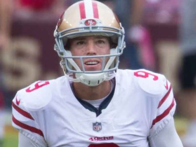 49ers Reach New Contract Agreement With Robbie Gould