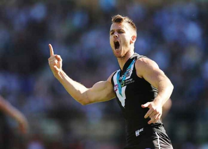 Australian Football Star Robbie Gray Diagnosed with Testicular Cancer