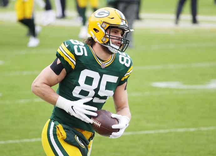 8. Robert Tonyan, Green Bay Packers