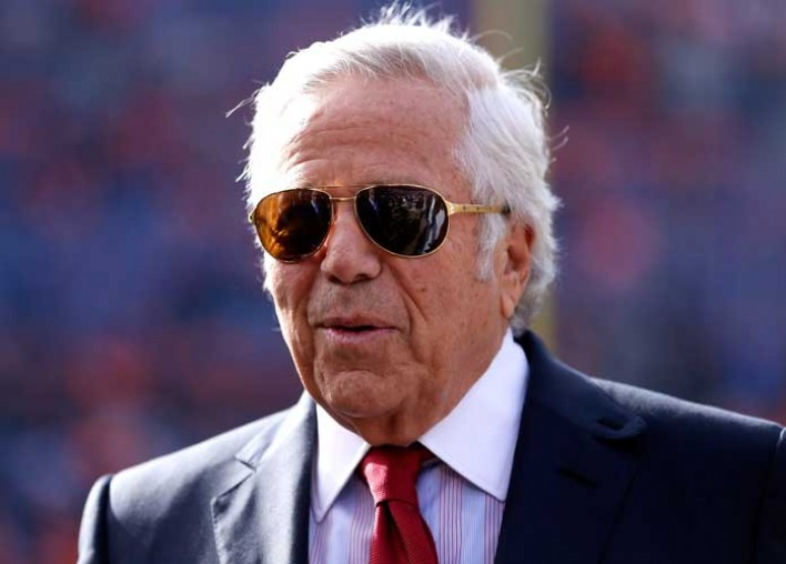 Judge Throws Out Video Evidence In Robert Kraft Prostitution Case