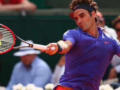 Roger Federer Withdraws From French Open Because Of Injury