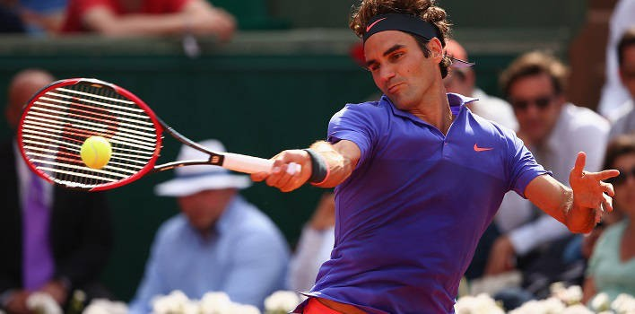 Roger Federer Advances To Face Novak Djokovic In Australian Open Semis