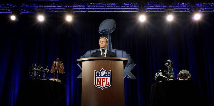 The Hottest Hot Take Ever? Boston TV Analyst Suggests Roger Goodell Should Be Murdered