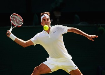 Roger Federer, Andy Murray Advance To Wimbledon Semifinals