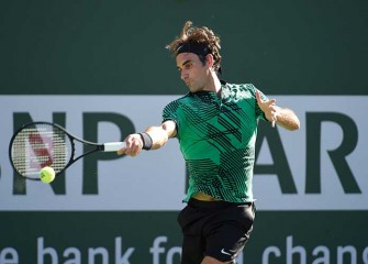 Roger Federer Downs Stan Wawrinka At BNP Paribas Open For Fifth Indian Wells Title