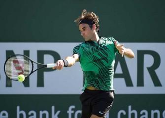 Roger Federer Downs Stan Wawrinka At BNP Paribas Open For Fifth Indian Wells Title