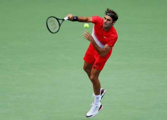 US Open: Roger Federer Beats Mikhail Youzhny In Five Sets, Will Face Feliciano Lopez In Third Round